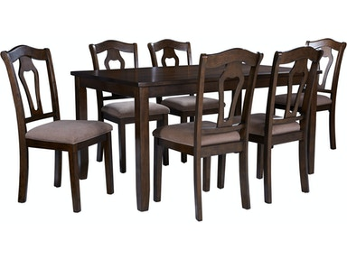 16142 Granville Dining Table Set