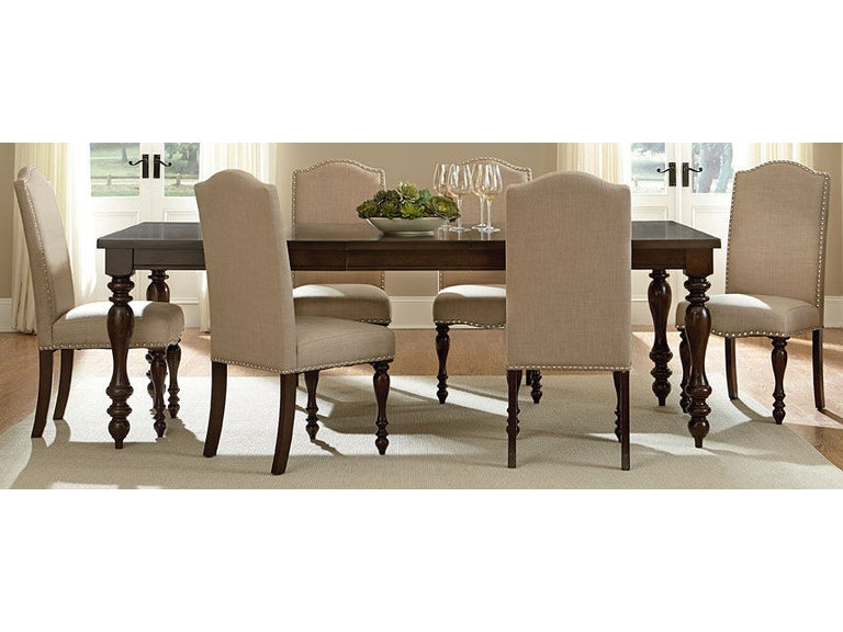Standard Furniture Dining Room Mcgregor Dining Table With