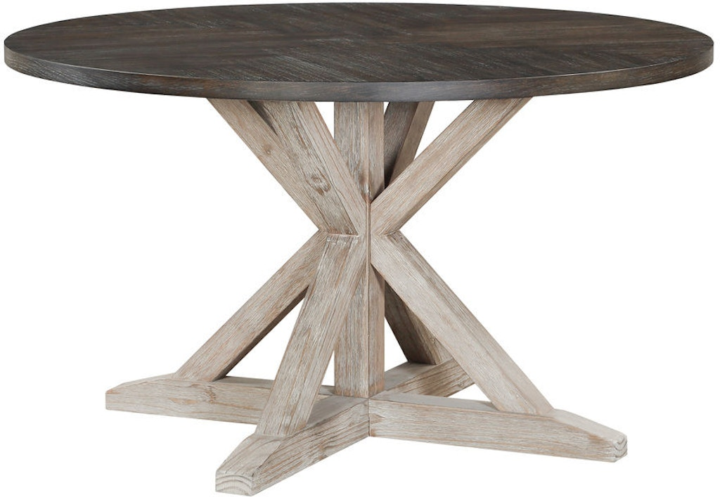 Standard Furniture Dining Room Round Table 18166