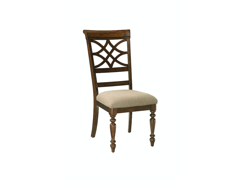 Standard Furniture Dining Room Uph Side Chair 19184 Bob