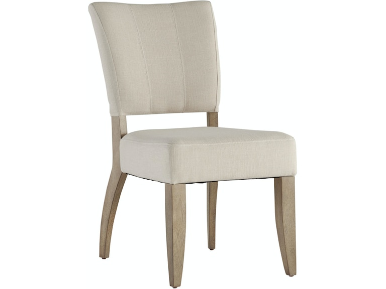 Our Dakota Upholstered Side Chair By Standard Furniture