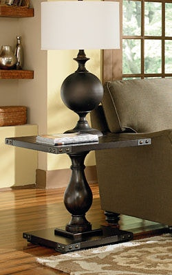 Standard Furniture End Table 29252