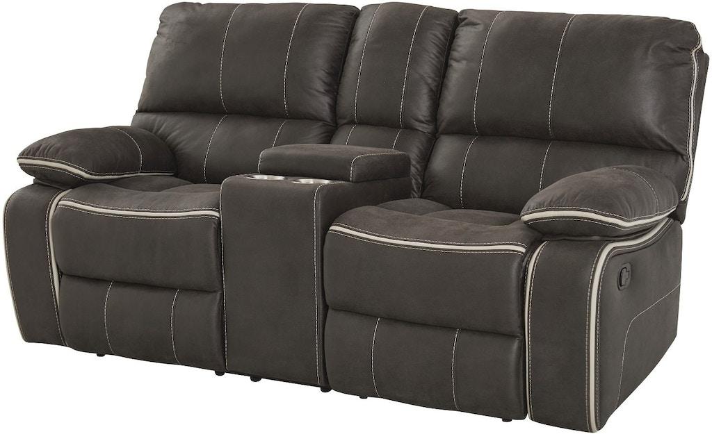 Fine Standard Furniture Living Room Arlington Charcoal Manual Uwap Interior Chair Design Uwaporg