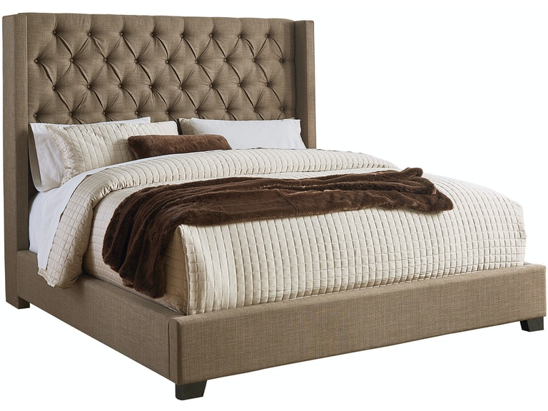 Shop Our Upholstered Headboardfootboardrails King By