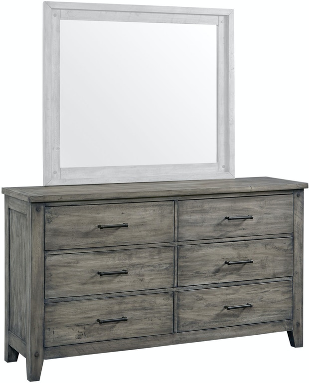 Standard Furniture Bedroom Nelson Grey