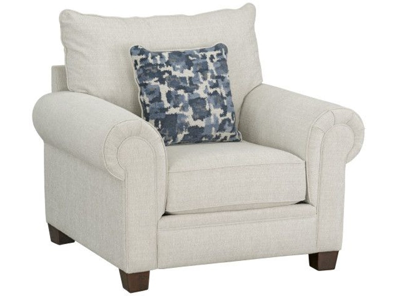 Standard Furniture Living Room Windermere Upholstered Chair ...