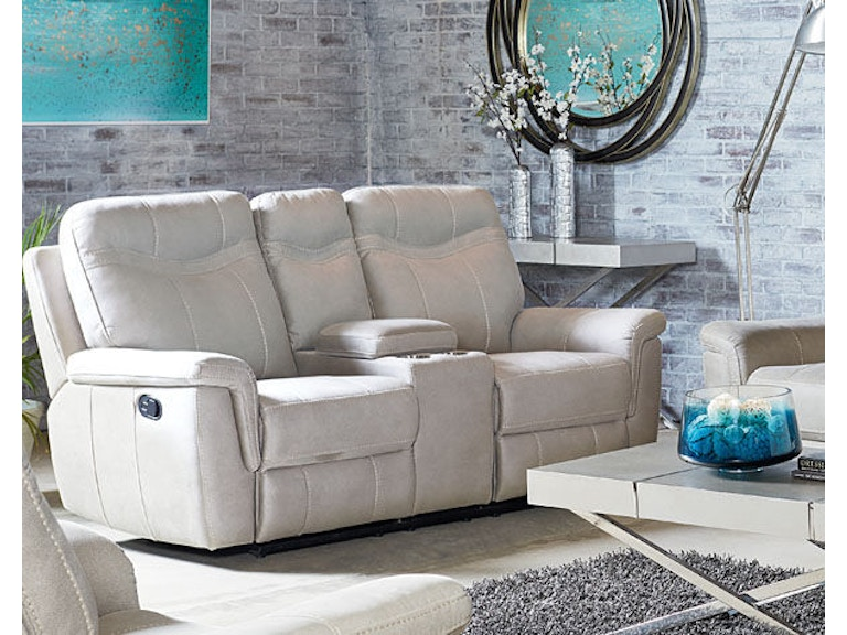 Standard Furniture Living Room Manual Stone Console Loveseat 4017431 At Tate