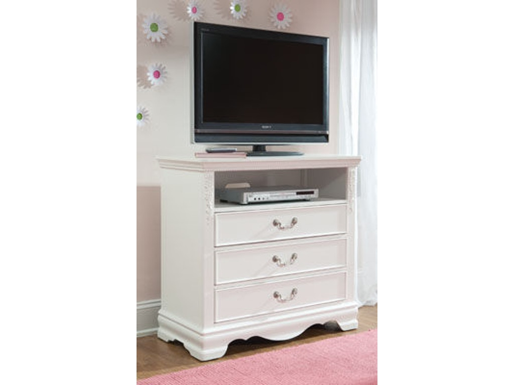 Standard Furniture Home Entertainment Entertainment Console 94246 Simply Discount Furniture