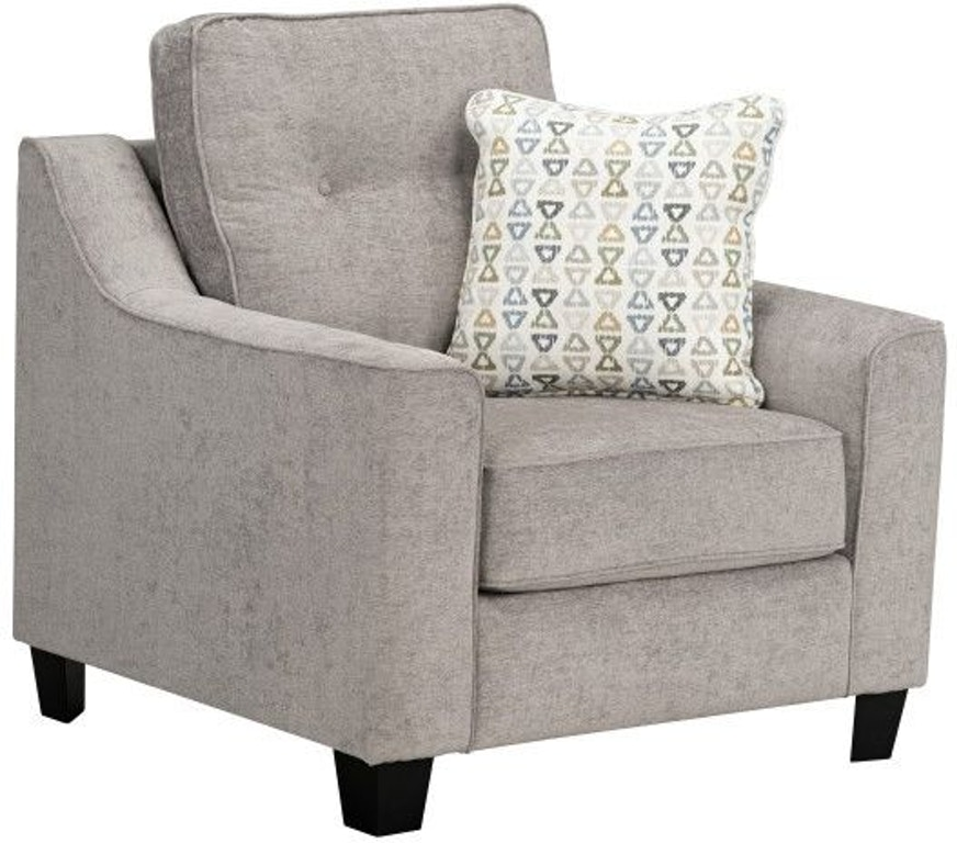 Standard Furniture Living Room Marco Upholstered Chair ...