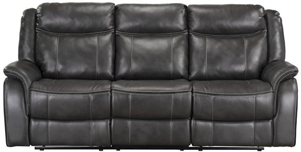 Avalon Manual Motion Reclining Sofa