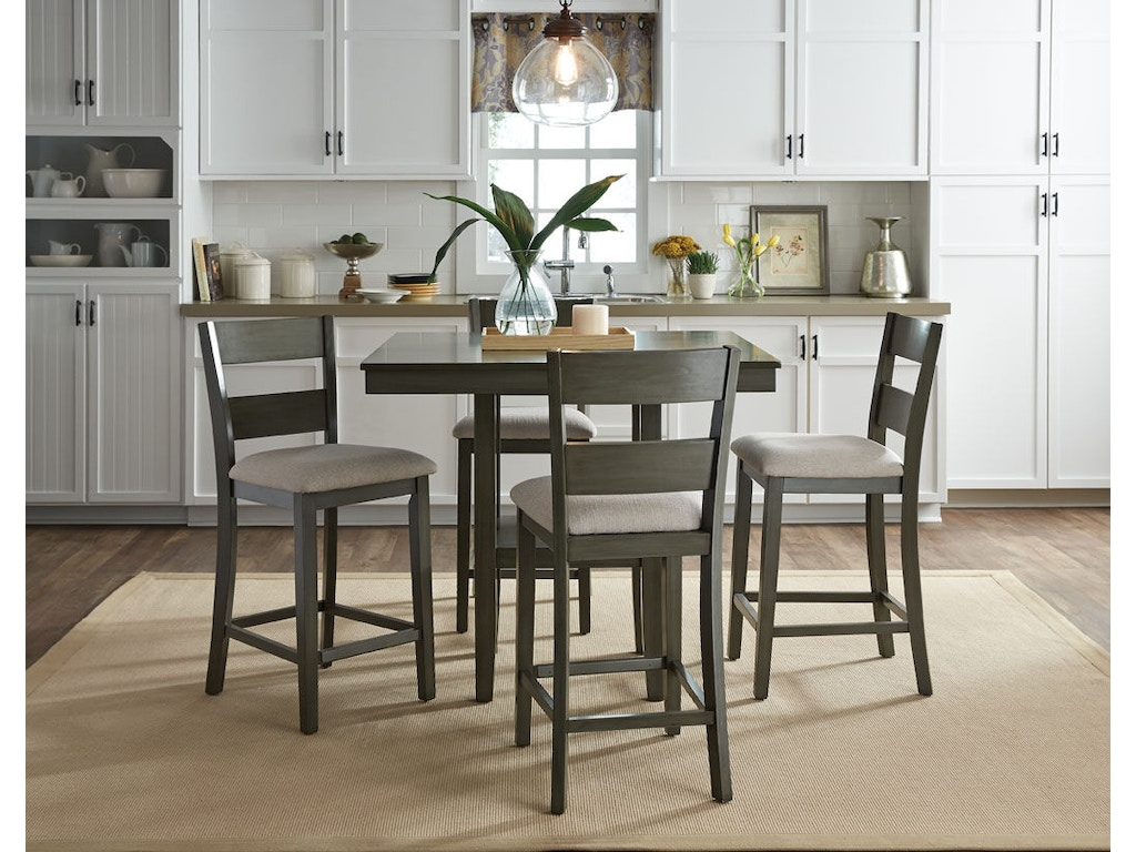 Standard Furniture Dining Room Counter Height Table With