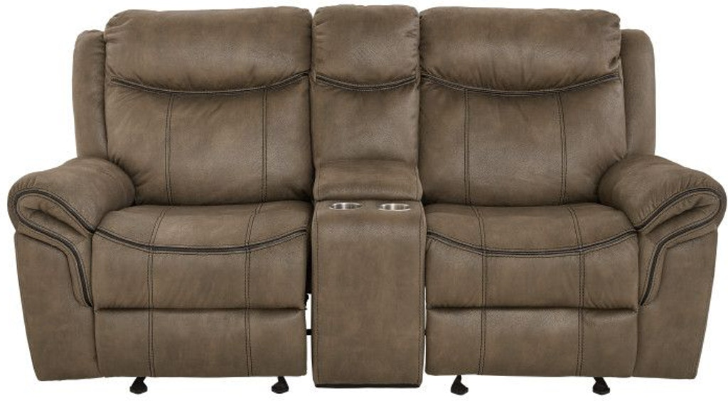 Surprising Shop Our Knoxville Manual Motion Glider Recliner Loveseat Cjindustries Chair Design For Home Cjindustriesco
