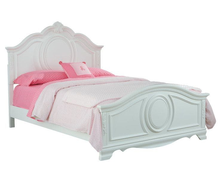 Standard Furniture Bedroom Jessica Twin Bed 94200 A Valeri Furniture Appleton Wi