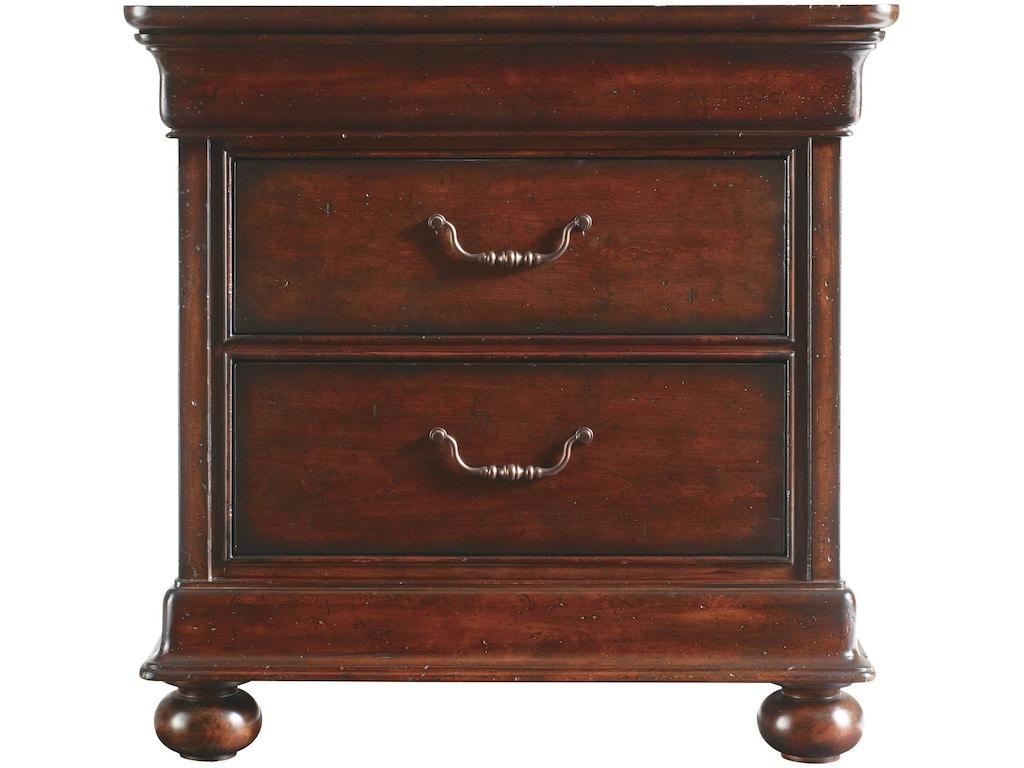 Stanley Furniture Bedroom Nightstand 058 13 80 Flemington Department Store Flemington Nj