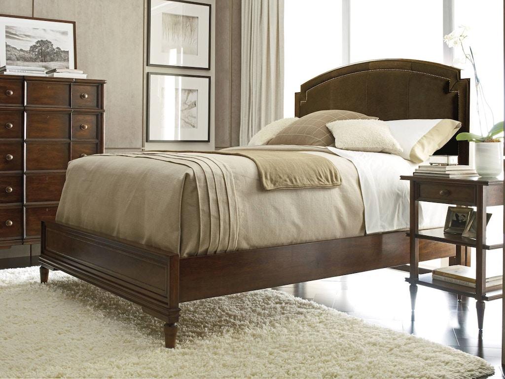 Stanley furniture bedroom upholstered bed king 264 13 47 for Furniture vancouver wa