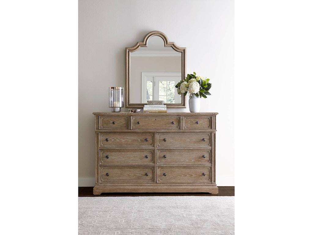 Stanley Furniture Bedroom Dresser 518-13-05 - Flemington ...