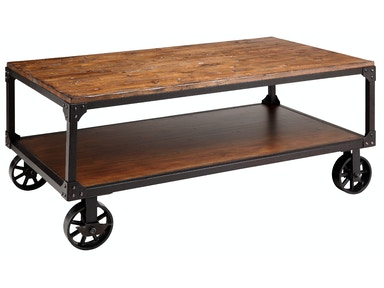 Stein World Holly Cart Table 12354