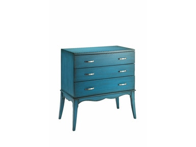 Stein World Chest 3 Drawer Blue 13020