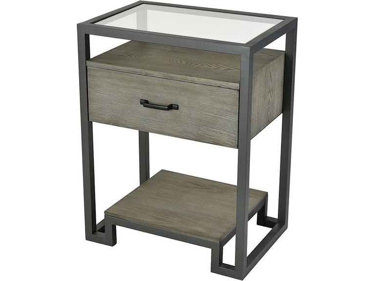 Stein World Living Room Wooden End Table 16860 At Cherry House Furniture