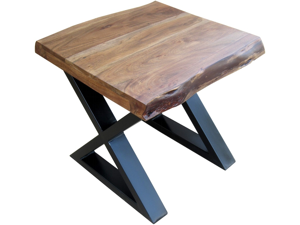 Stein world living room living on the edge end table 321 for Furniture 321