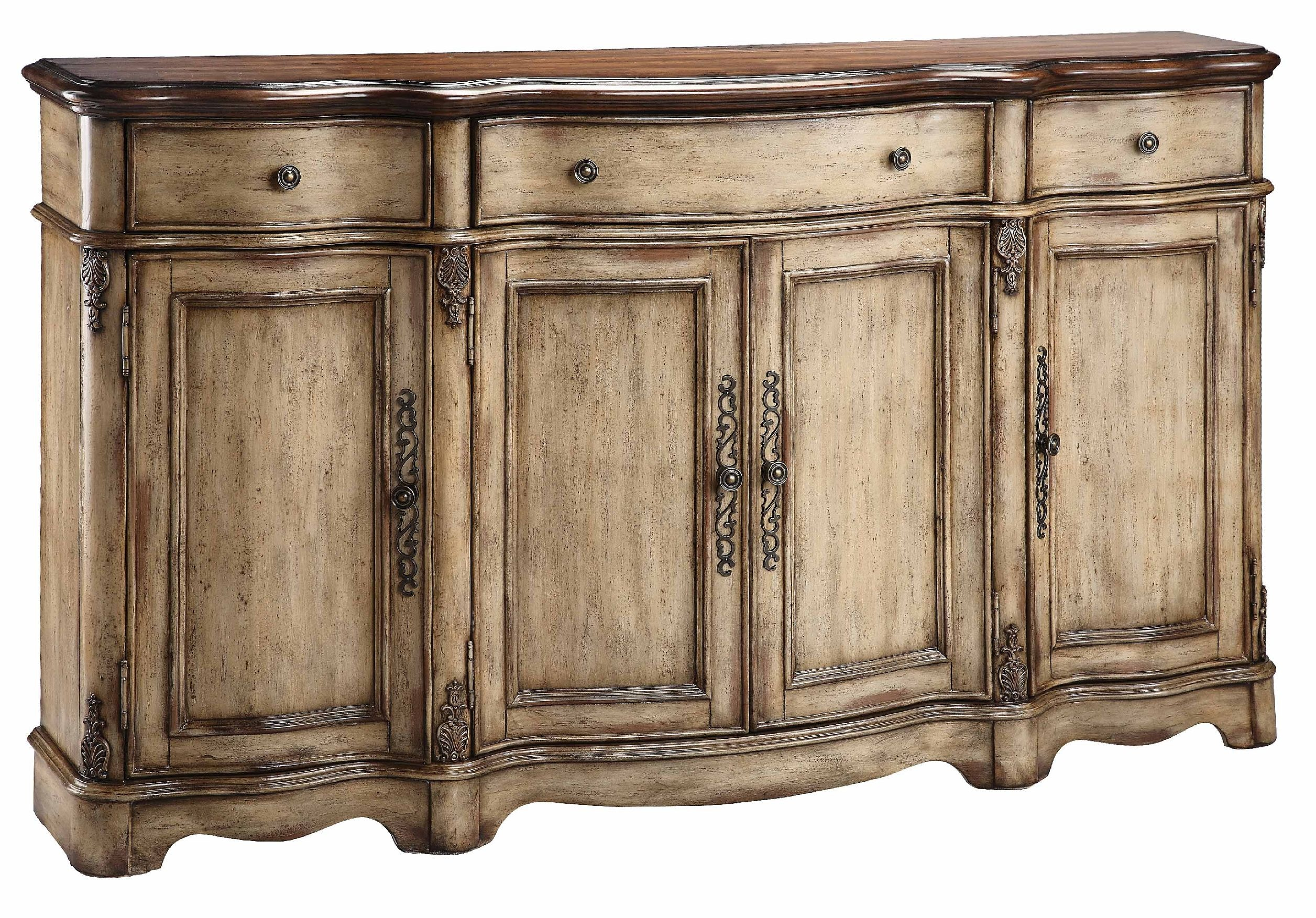 Its Hand Painted, Textured, Dusty Linen Finish Adds The Look Of Age And  Grace While Four Doors Open To Adjustable Storage. Gentry Chest 57332 Stein  World