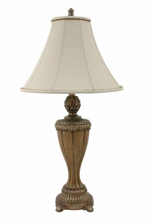 Stylecraft Lamps Lamps And Lighting Table Lamp And Shade 30 Inch PT6667  BELAIR At Dewey Furniture