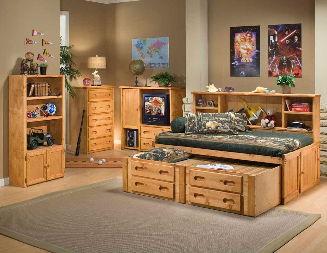 Elegant Trendwood Cheyenne Day Bed Full Frame 4126