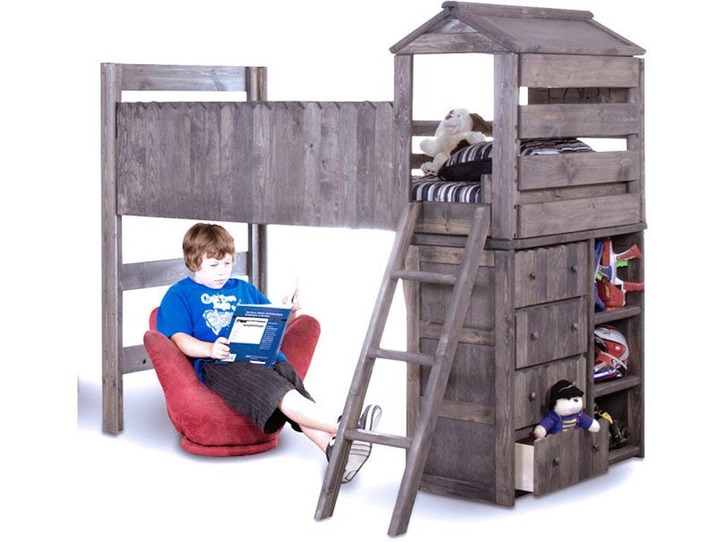 Trendwood Youth Fort Loft Frame 4269 Evans Furniture Galleries Chico Yuba City Ca