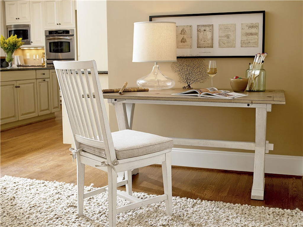 Universal Furniture Living Room Drop Leaf Console Table