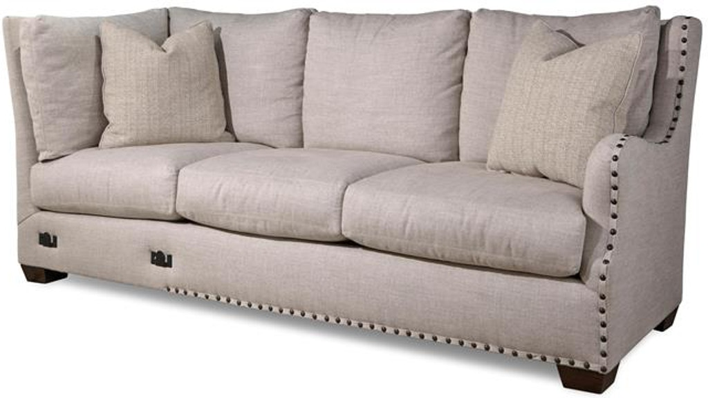 Universal Furniture Living Room Connor Sectional Left Arm