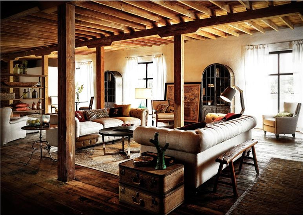 Universal Furniture Living Room Berkeley Sofa 417501 100