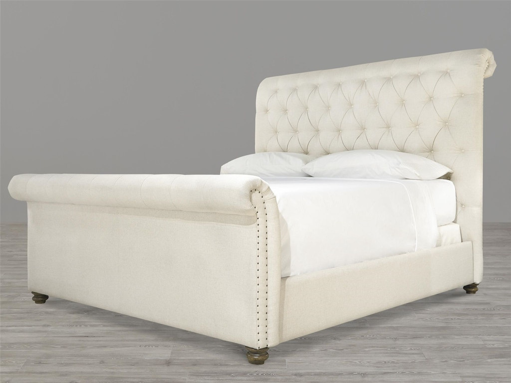 . Universal Furniture Bedroom The Boho Chic Bed Headboard 6 6 45076H
