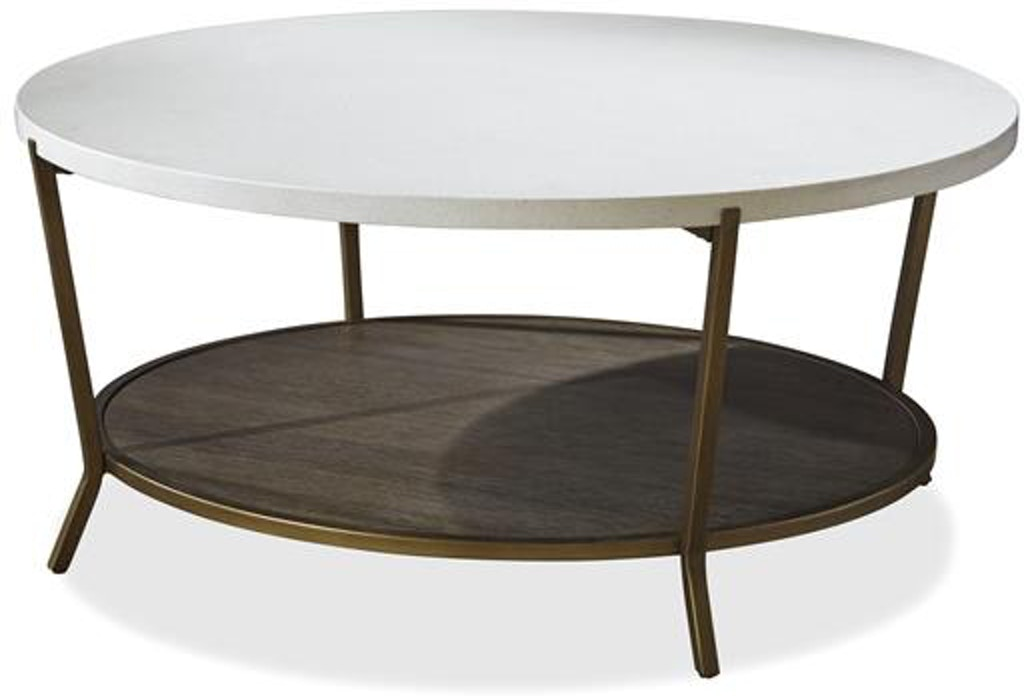 Universal Furniture Living Room Round Tail Table 507818