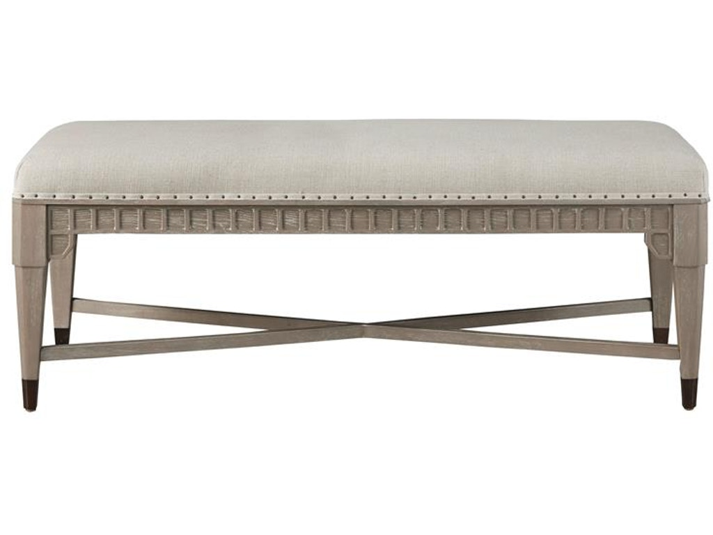 Universal Furniture Living Room Bed End Bench 507A380
