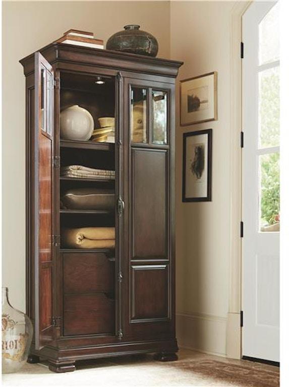 Universal Furniture Bedroom Tall Cabinet 581160 Gorman S