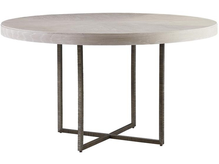 Universal Furniture Dining Room Robards Round Table 643757 At Matter Brothers