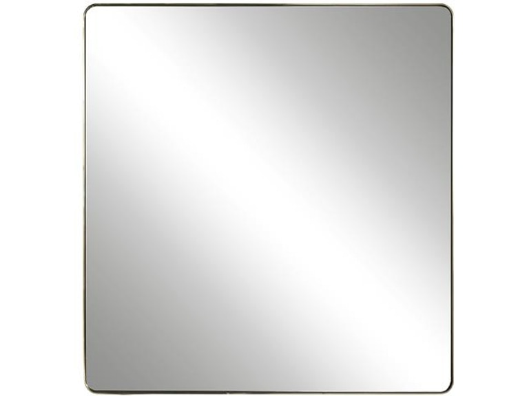 Accent Mirror Brushed Br