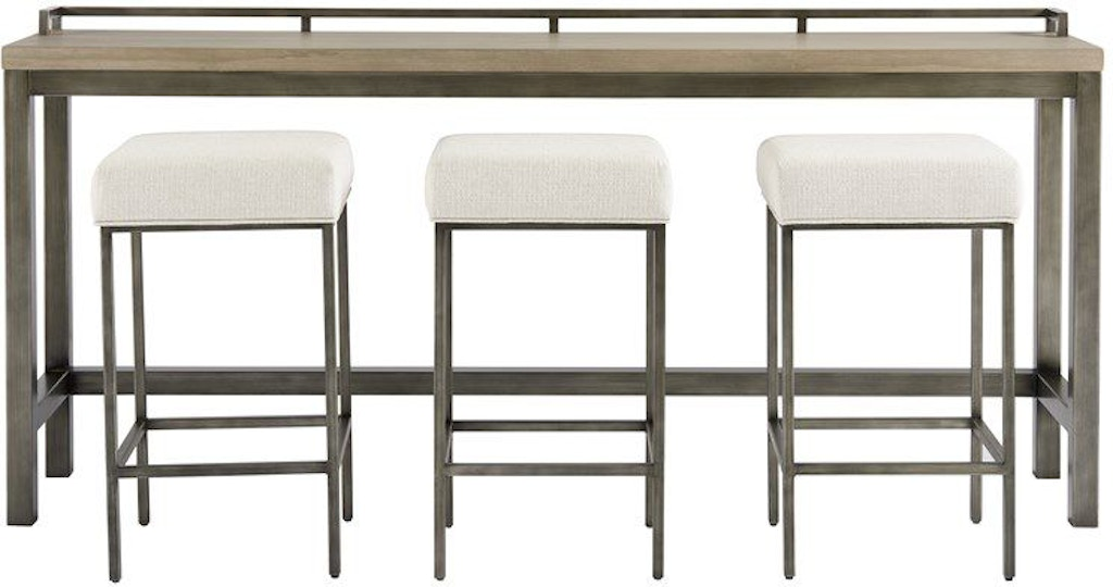 Excellent Mitchell Console Table With 3 Stools Pabps2019 Chair Design Images Pabps2019Com