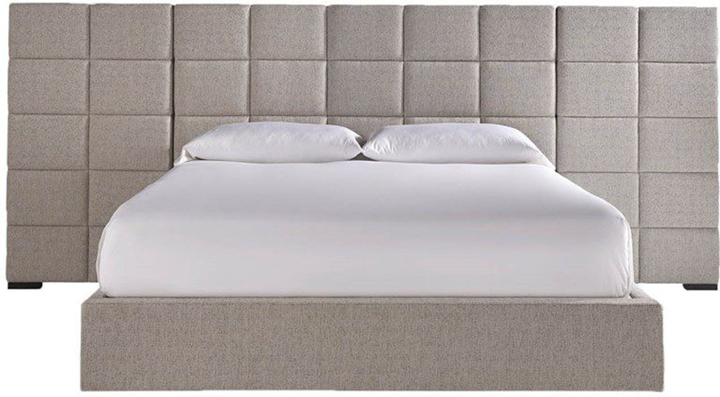 Bacall King Bed With Wall Panels Uv847220bw