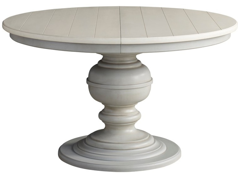 Universal Furniture Dining Room Round Dining Table 986656 Stacy Furniture Grapevine Allen And