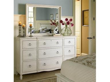 Universal Furniture Bedroom Nine Drawer Dresser 987040