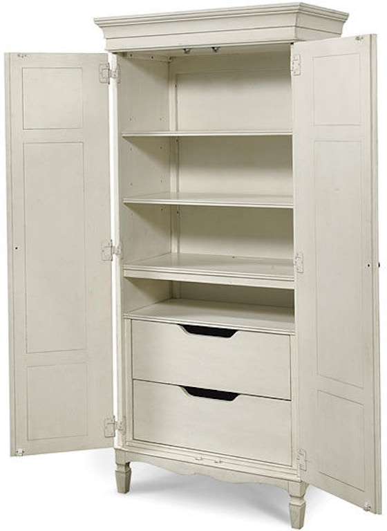 Universal Furniture 987160 Tall Cabinet Interiors Home