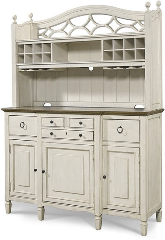 Prime Summer Hill Serving Buffet With Bar Hutch Home Interior And Landscaping Analalmasignezvosmurscom