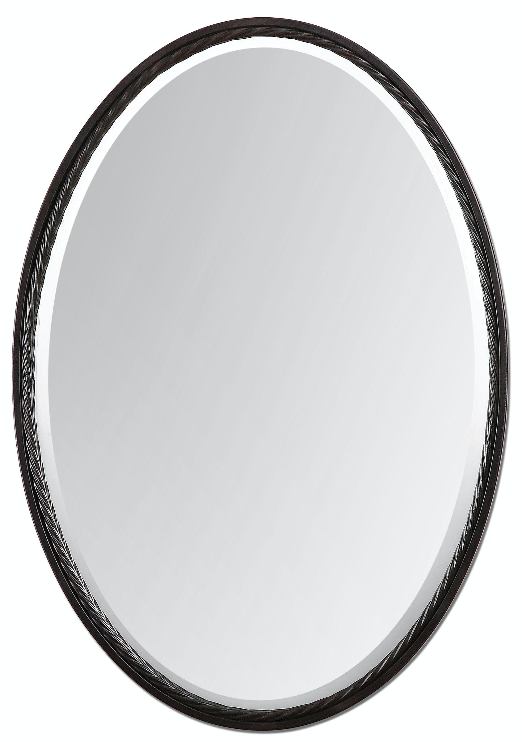 uttermost casalina oil rubbed bronze oval mirror 01116 uttermost bedroom casalina oil rubbed bronze oval mirror 01116   j      rh   jbradwells