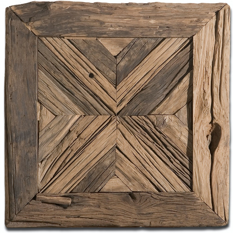 Uttermost rennick reclaimed wood wall art 04014 portland for Reclaimed wood portland or