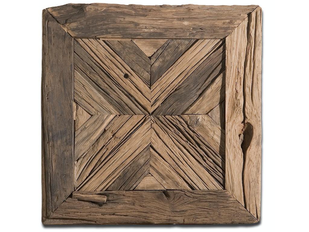Uttermost rennick reclaimed wood wall art 04014 portland for Reclaimed wood oregon