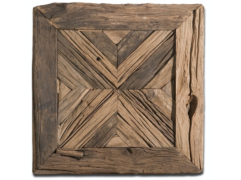 Uttermost rennick reclaimed wood wall art 04014 portland for Reclaimed wood portland oregon