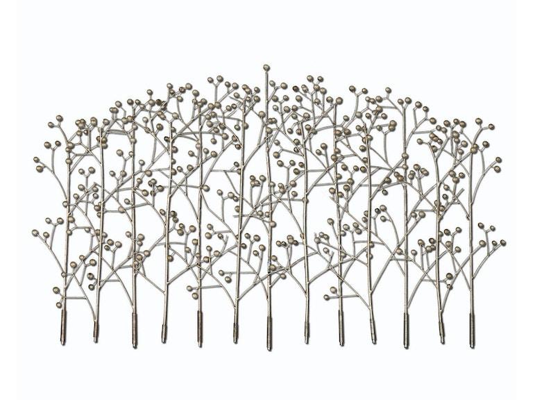 Uttermost Iron Trees Metal Wall Art 05018