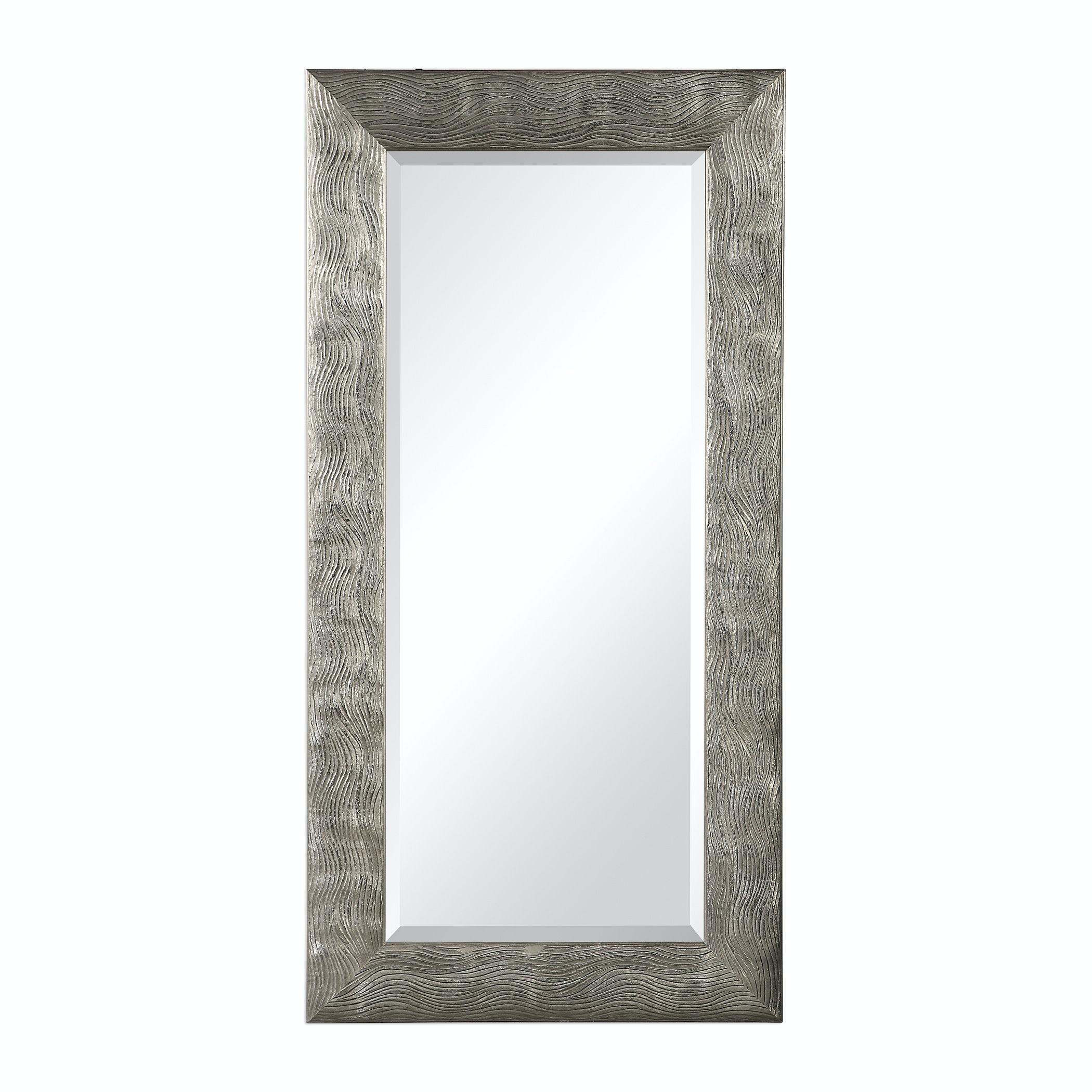 mirror. Uttermost Maeona Metallic Silver Mirror 09447 From Walter E. Smithe  Furniture + Design Mirror