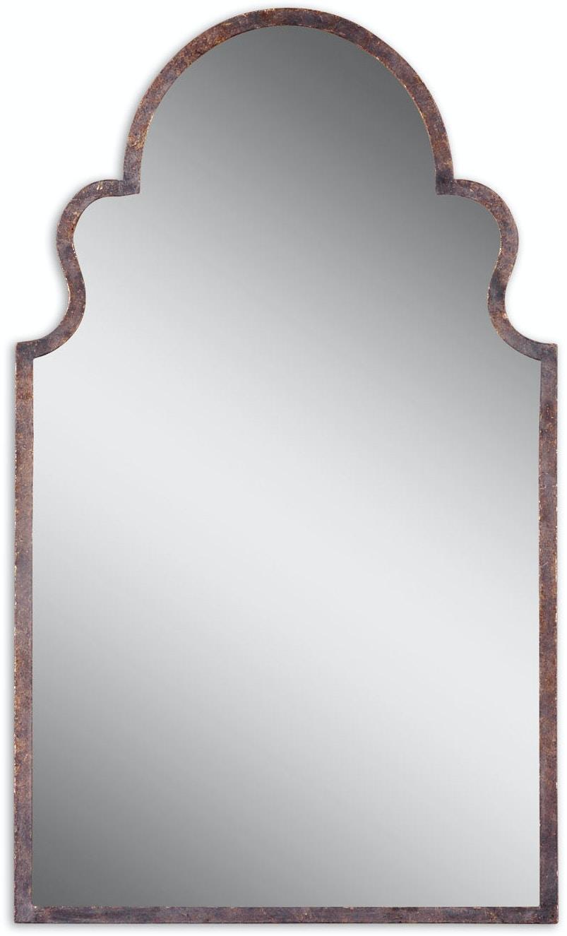Uttermost Accessories Brayden Arch Metal Mirror 12668 P
